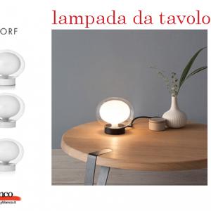 lampada da tavolo happy pill collezione